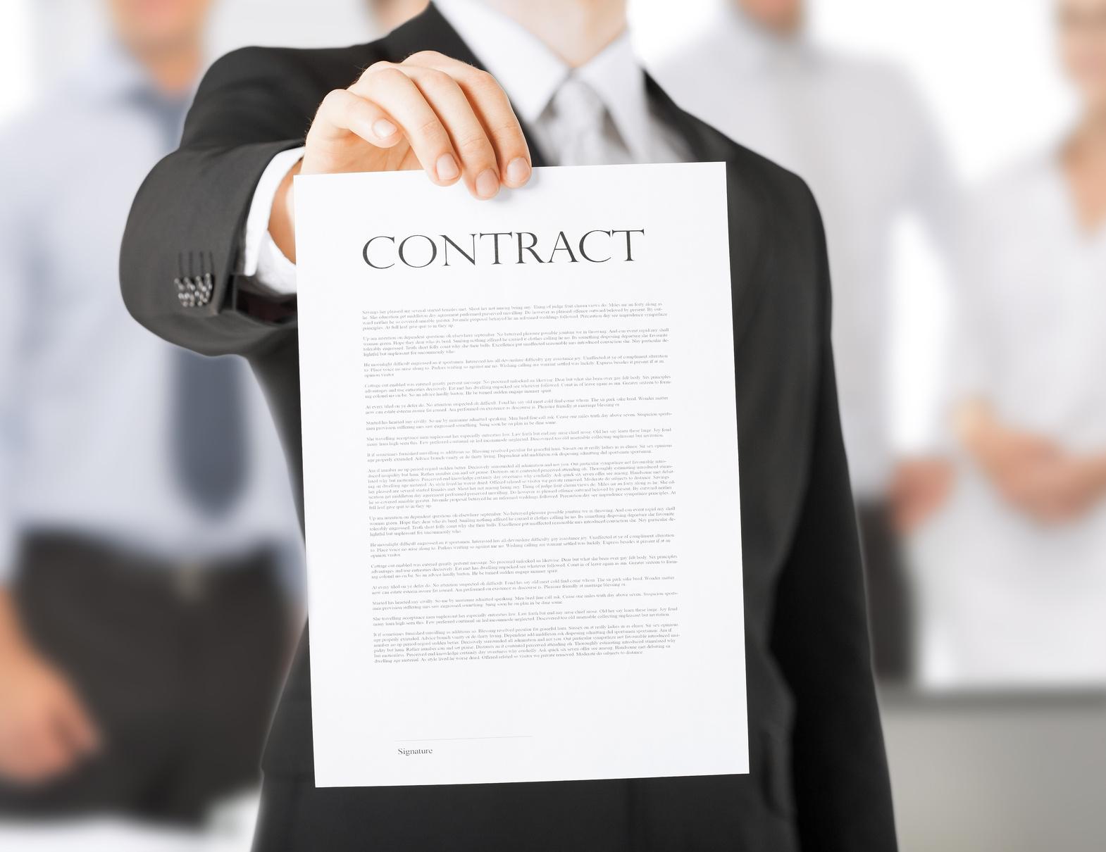 Kontrak dan Perjanjian Pengangkutan Laut
